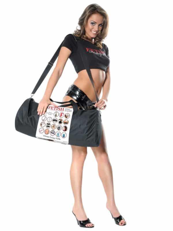 Το απόλυτο BDSM σετ με βαλίτσα Pipedream