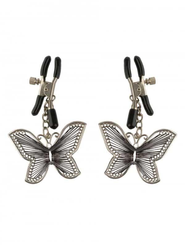 Σφιγκτήρες θηλών με σχήμα πεταλούδας