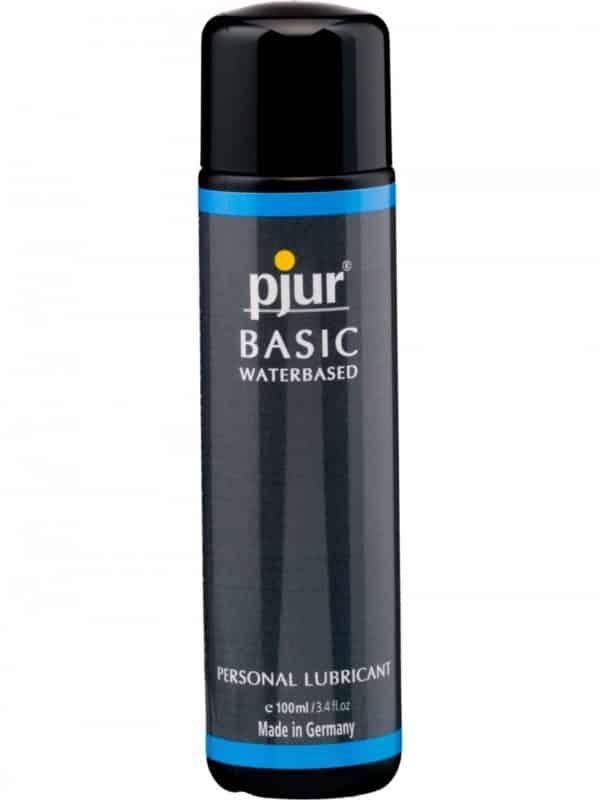 Λιπαντικό με βάση το νερό Pjur Basic