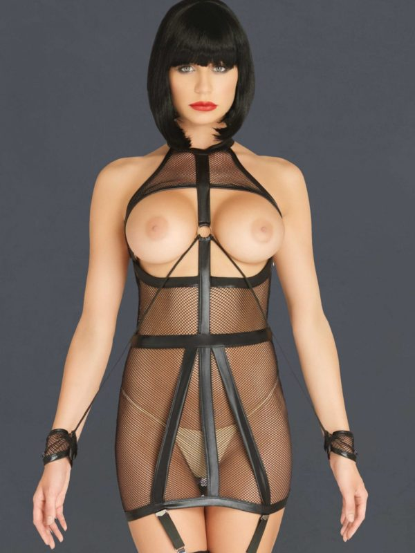 Bondage garter dress KINK