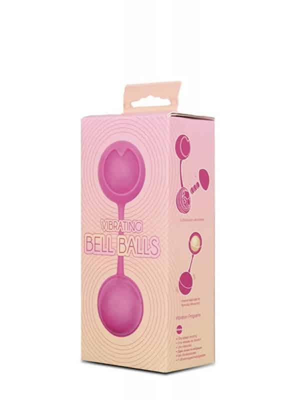 Κολπικές μπίλιες με δόνηση BELL BALLS
