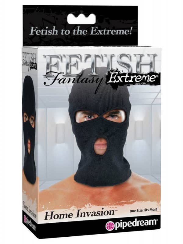Full face μάσκα με τρύπες την Pipedream