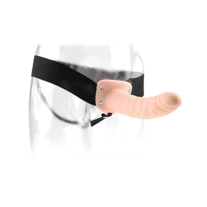 Κούφιο strap on ανδρικό Pipedream