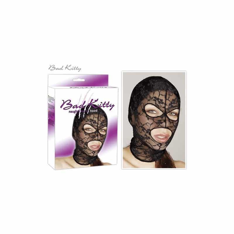 Μάσκα Full face διάφανη με τρύπες