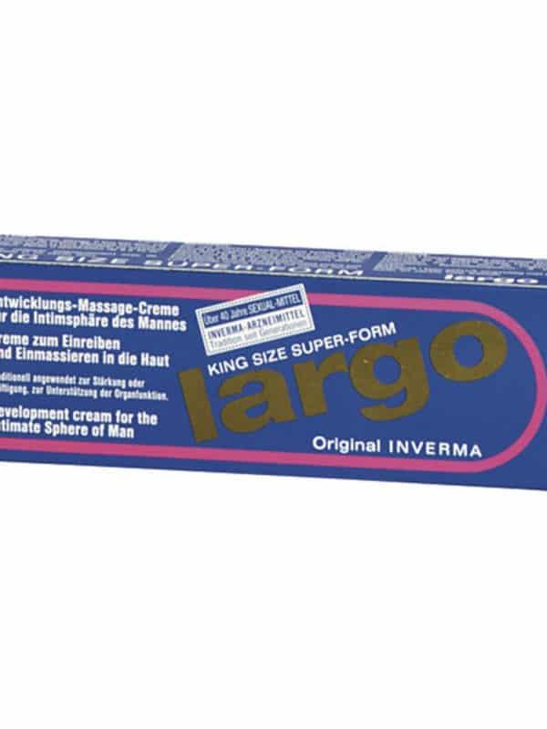 Κρέμα μεγέθυνσης πέους Largo special cosmetic 40 ml