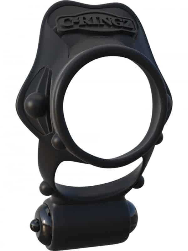 Δαχτυλίδι πέους Rock Hard Vibrating Ring