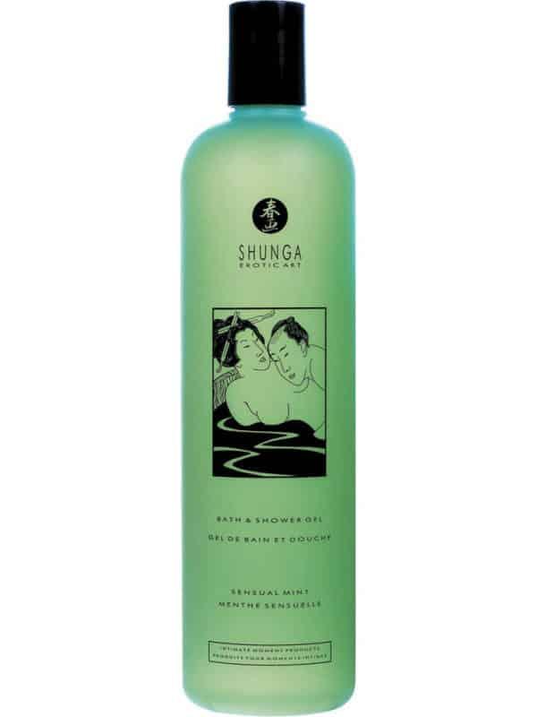 Αφρόλουτρο Bath & Shower Gel Sensual Mint