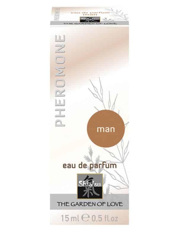 Ανδρική κολόνια με φερομόνη Pheromon Parfum man