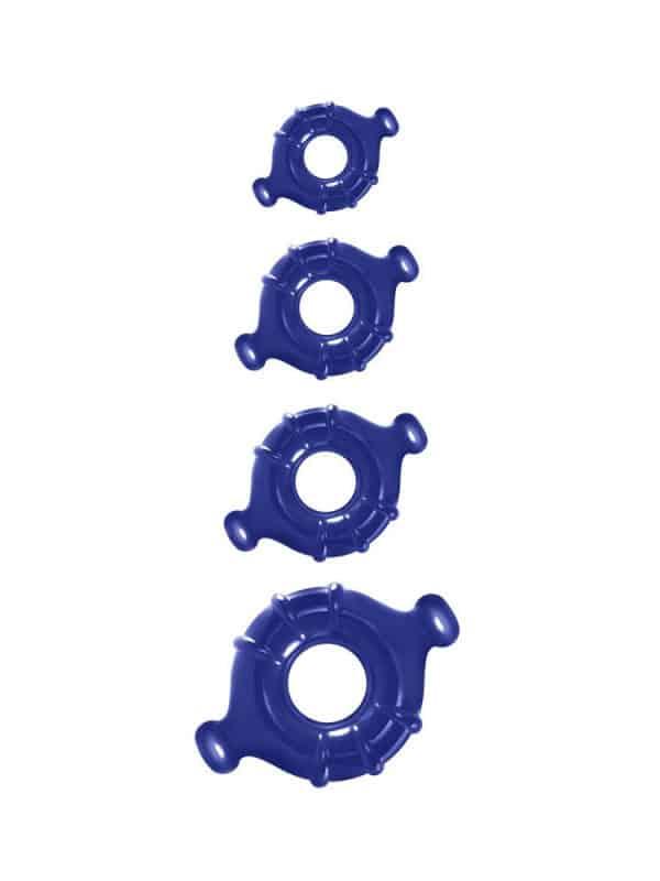 Σετ δαχτυλίδια πέους Vitality Rings