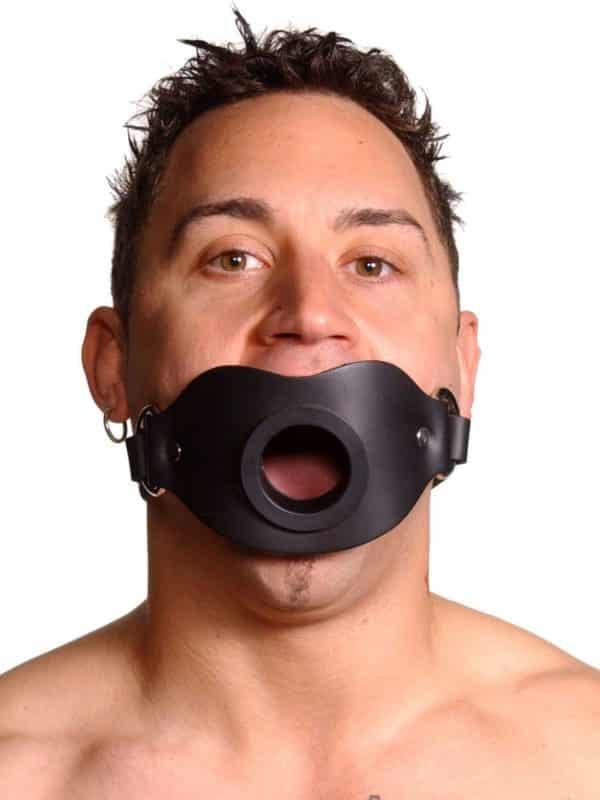Feeder open mouth gag master series