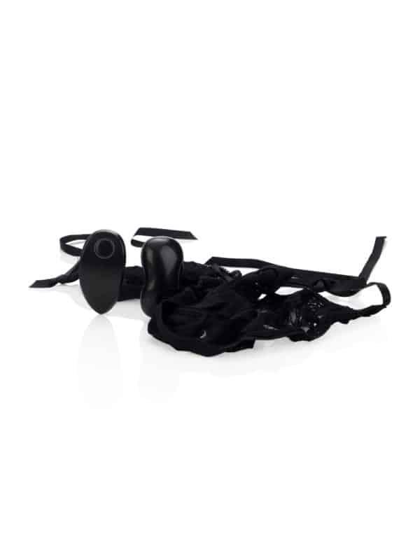 10-Function Panty with Ties βρακάκι ασύρματο με δόνηση