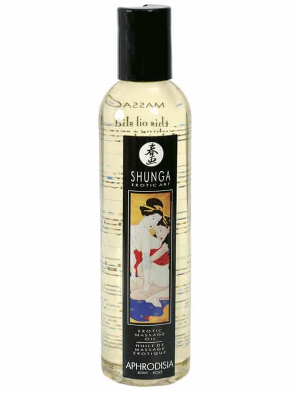 Erotic Massage Oil Roses 250ml.