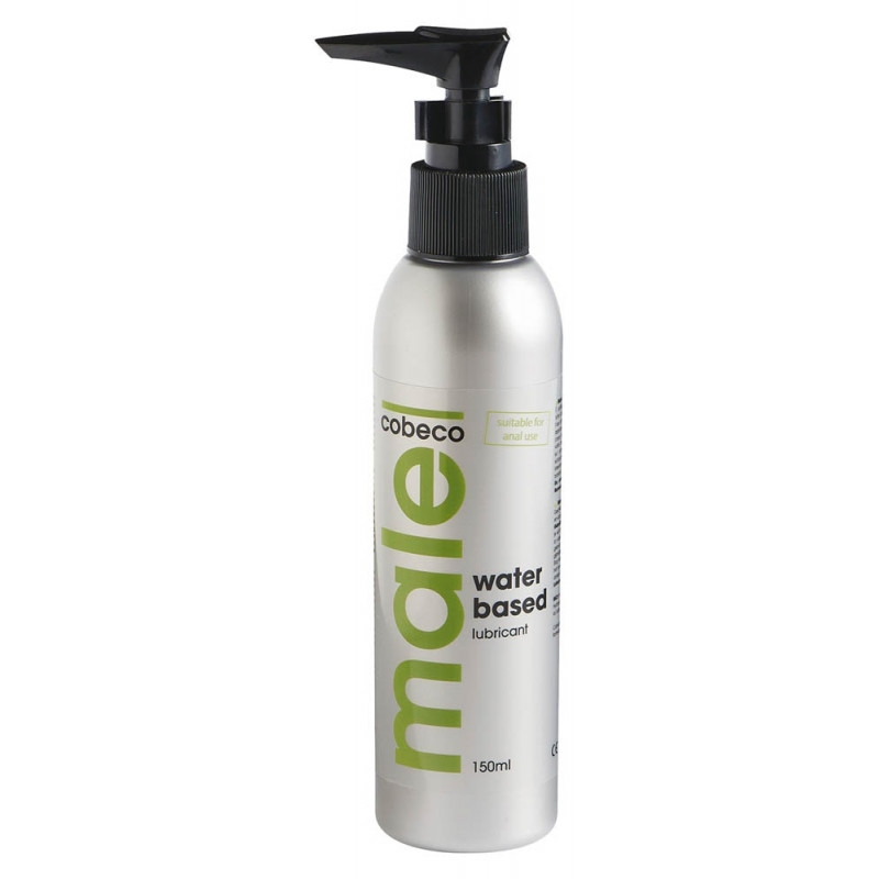 MALE water based lubricant - 150 ml