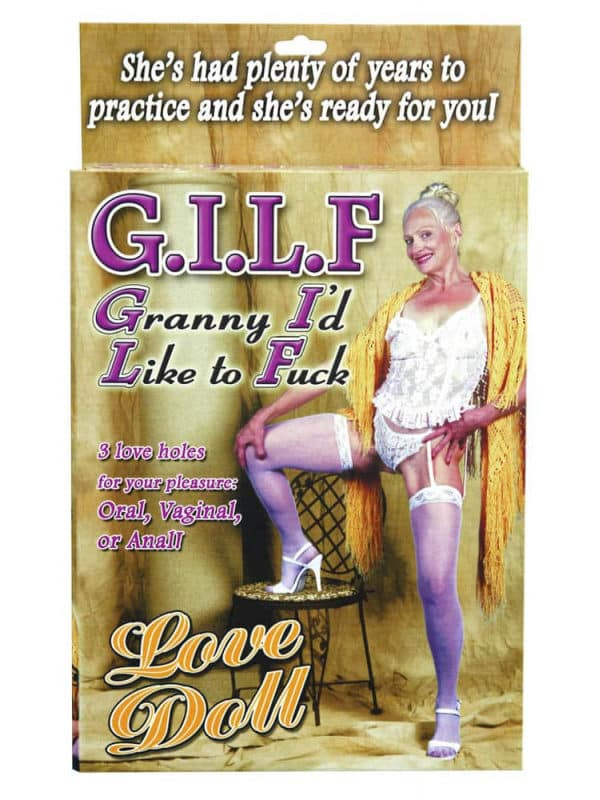 G.I.L.F. Doll