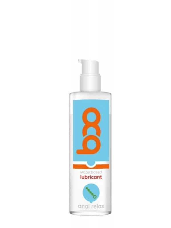 WATERBASED LUBRICANT ANAL RELAX