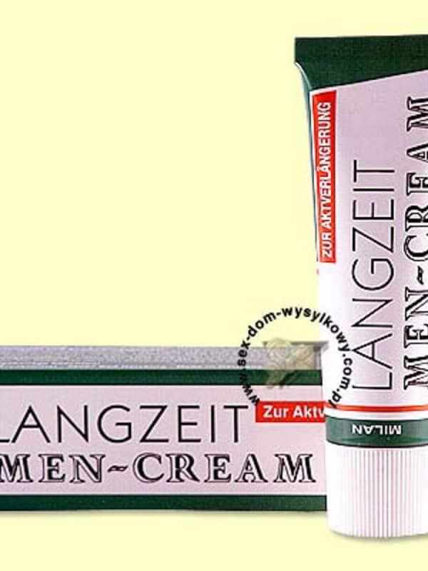 Κρέμα για καθυστέρηση της εκσπερμάτισης Langzeit MenCream