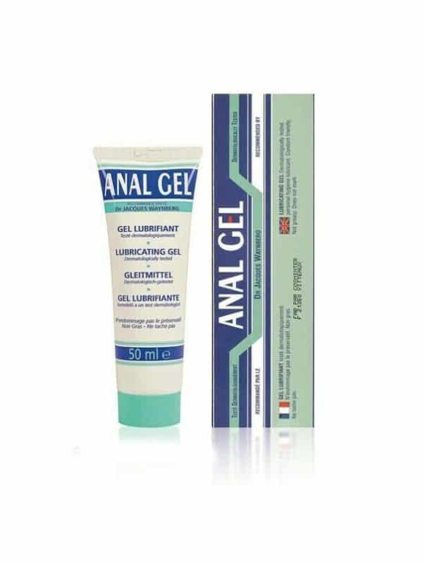 Anal Gel Λιπαντικό για Πρωκτική χρήση χωρίς πόνο.