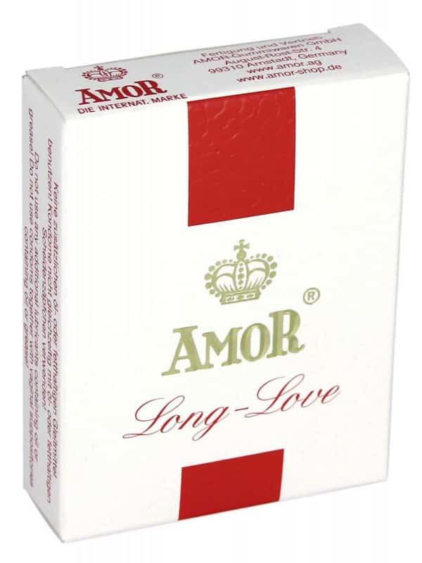 Προφυλακτικό καθυστέρησης εκσπερμάτισης AMOR