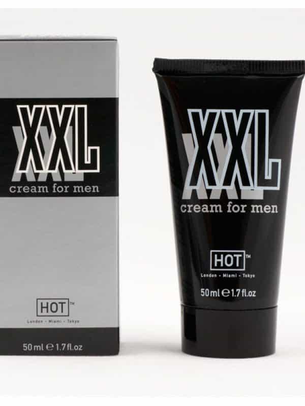 XXL CREME for Men κρέμα μεγέθυνσης πέους