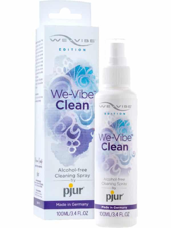We-Vibe Clean απολυμαντικό 100ml