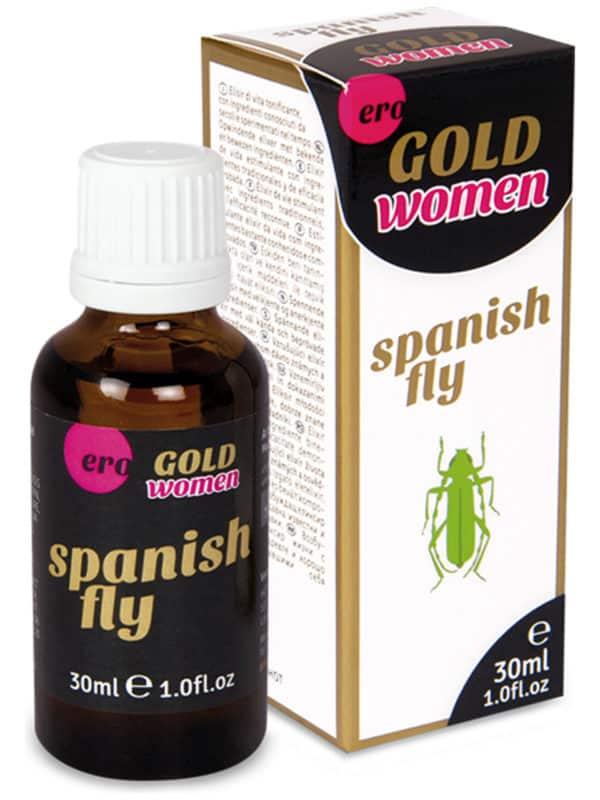 Spanish Fly Her Gold 30ml διεγερτικό για γυναίκες