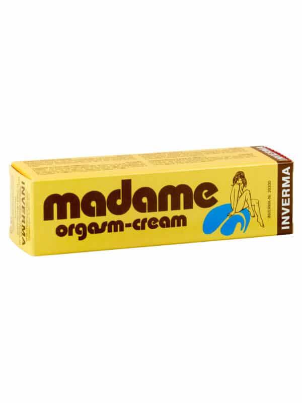 Madame Orgasm Cream διεγερτική κρεμά