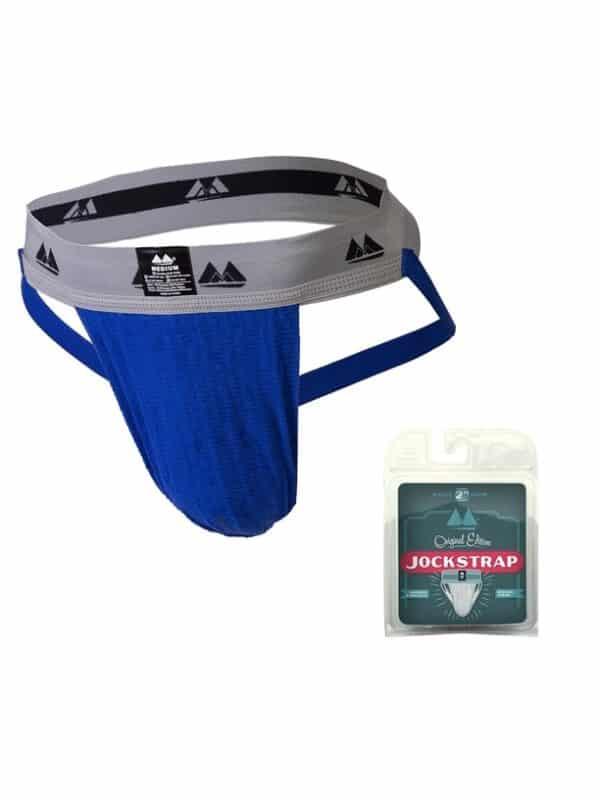 Μπλε Original Jockstrap collection σπασουαρ ανδρικό