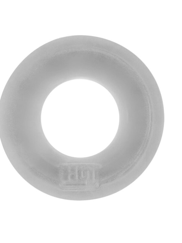 Hünkyjunk Cockring Single Ice δαχτυλίδι σιλικόνης