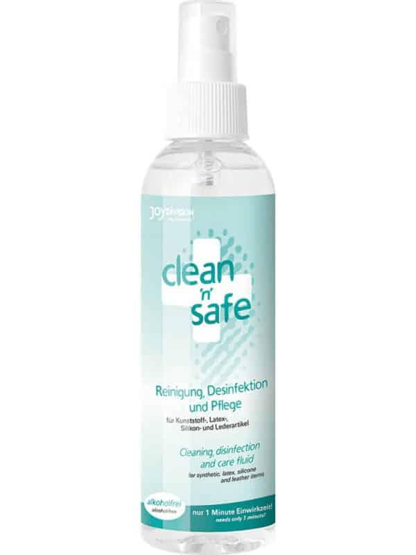 Clean n safe, 100 ml toy cleaner απολυμαντικό