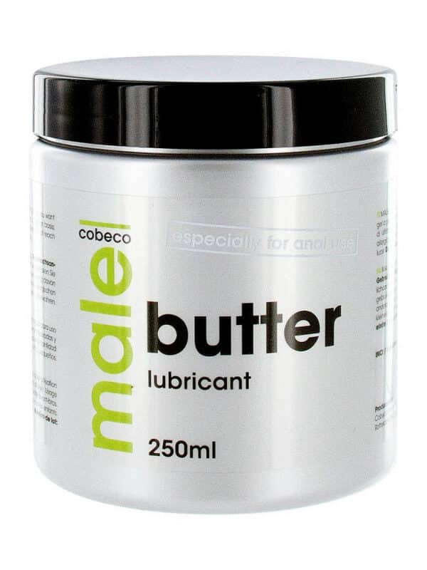 MALE lubricant butter - 250 ml λιπαντικό για πρωκτικό