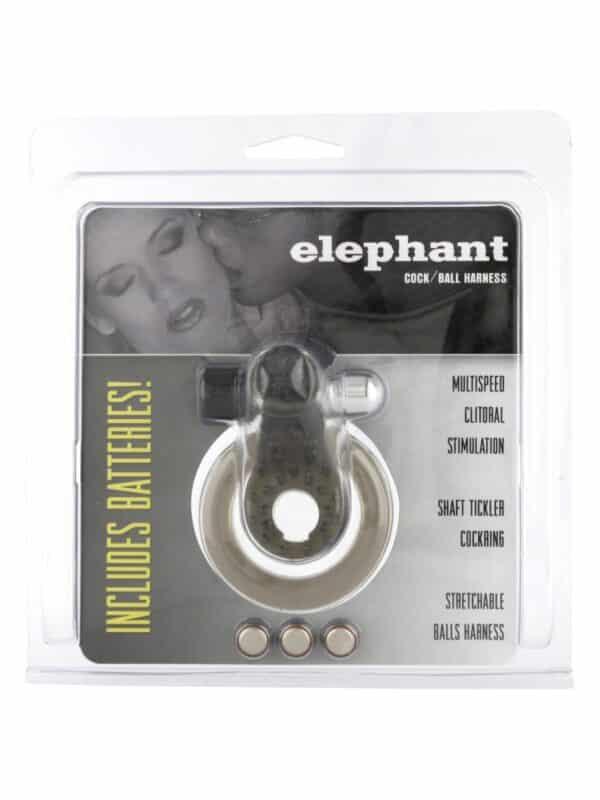 Cock & Ball Ring Elephant δαχτυλίδι πέους