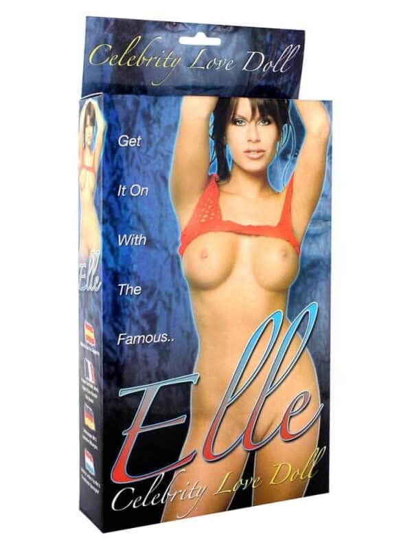 Elle Love Doll κούκλα φουσκωτή για Sex