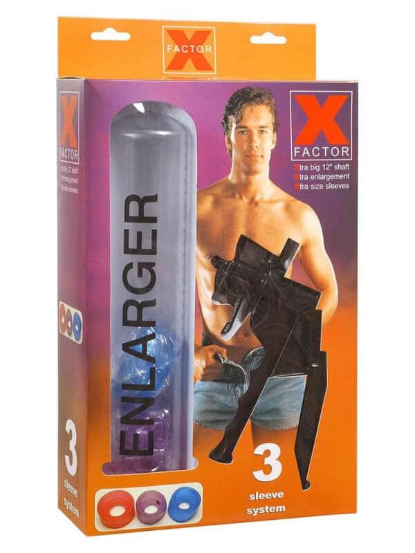 X Factor Enlanger Pump τρόμπα μεγέθυνσης