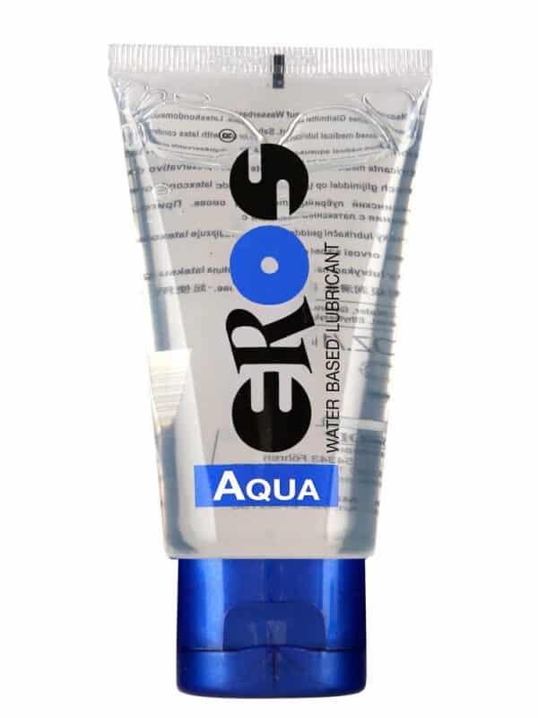 Eros Aqua 50 ml λιπαντικό με βάση το νερό