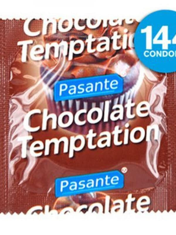 Προφυλακτικό με γεύση σοκολάτα Passante χύμα