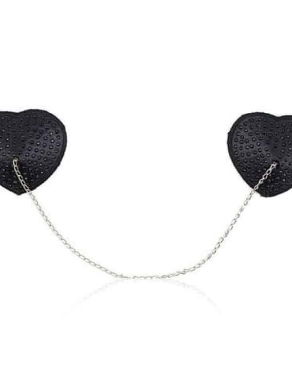 Nippples tassels heart chain κάλυμμα για θηλές