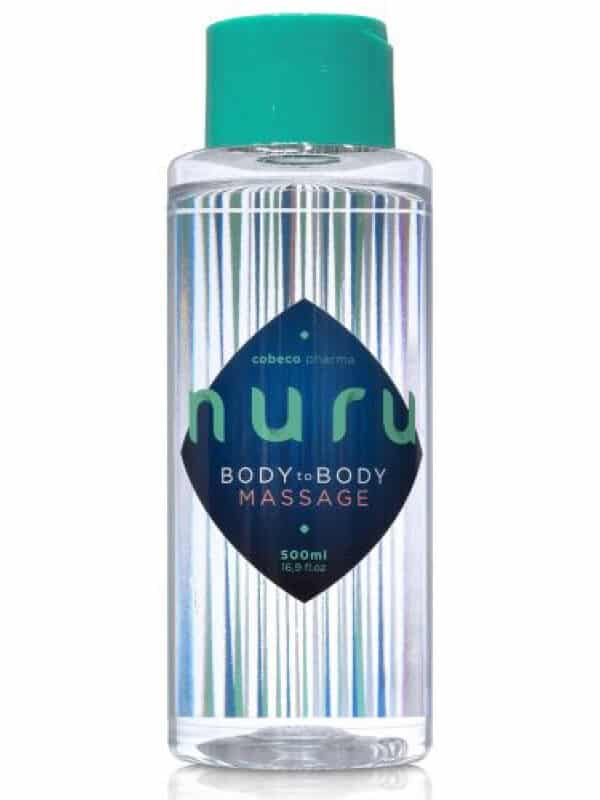 Λάδι για nuru μασάζ σώμα με σώμα Body massage