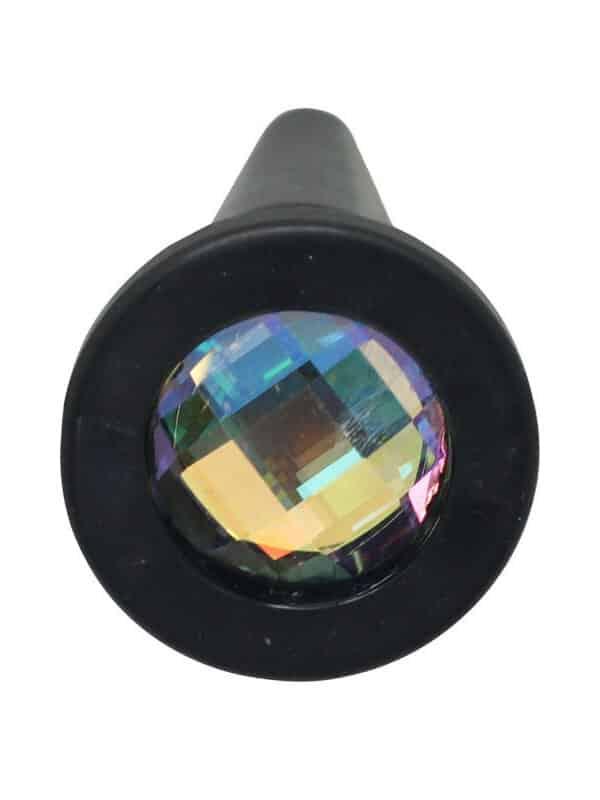 Τάπα για κώλο με διαμάντι σιλικόνης