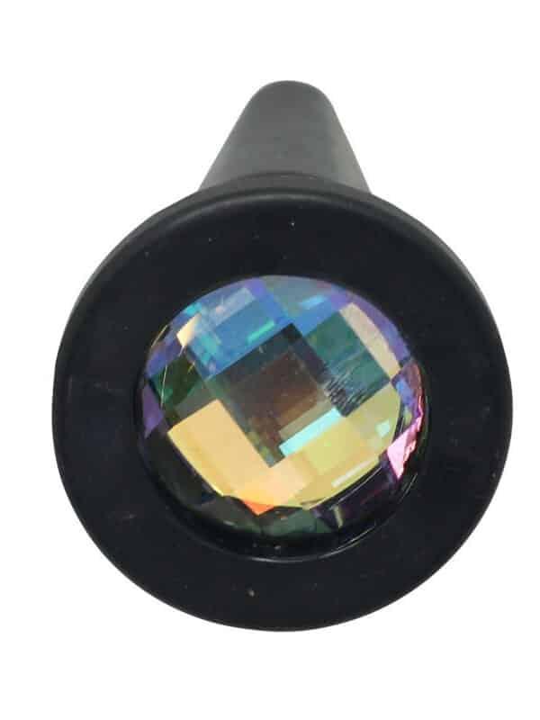 Τάπα με διαμάντι για πρωκτικό σιλικόνης