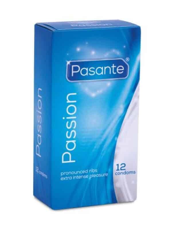 Passante με ραβδώσεις προφυλακτικά 12
