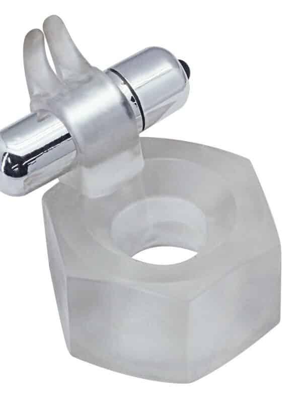 Δαχτυλίδι με δόνηση για πέος και καλύτερες επιδόσεις