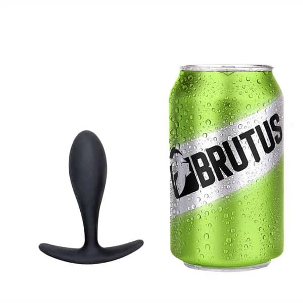 Σφήνα Large για πρωκτό από σιλικόνη Brutus