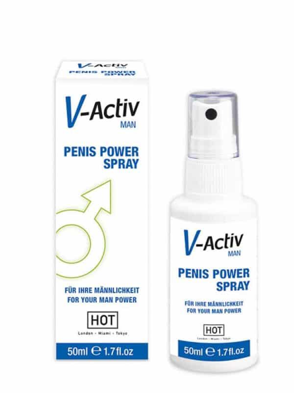 Σπρέι για καλύτερη στύση V-activ spray