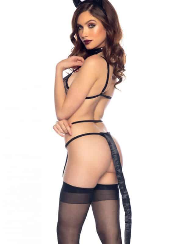 Roleplay Sex Kitten στολή γατούλας Leg Avenue
