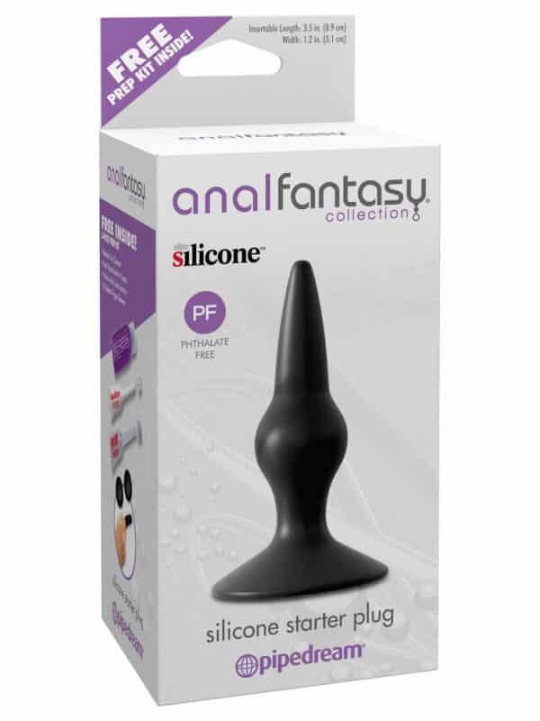 ANAL FANTASY COLLECTION STARTER PLUG