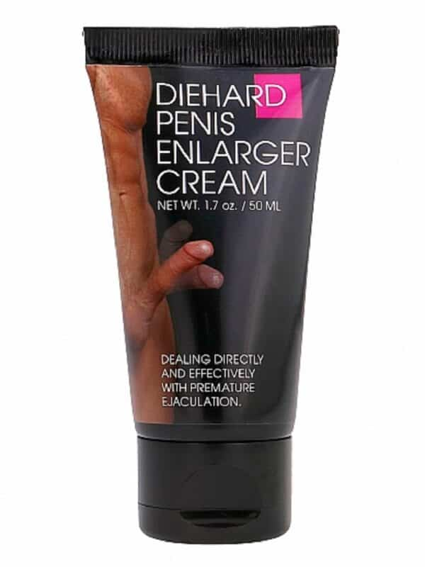 DieHard Penis Enlarger Cream 50 ml