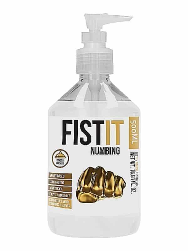 Fist It Desensitizer 500 ml Pump